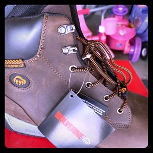 Construction working boots